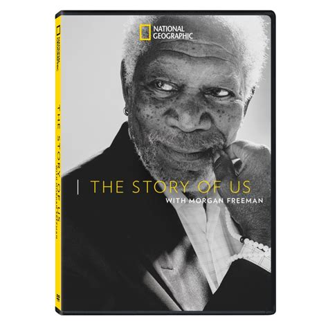 Tshirt Ngo Desain Natgeo Visual History the story of us with freeman dvd r national geographic store