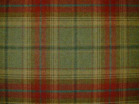 tartan upholstery fabric sale red green check wool tartan curtain fabric images on