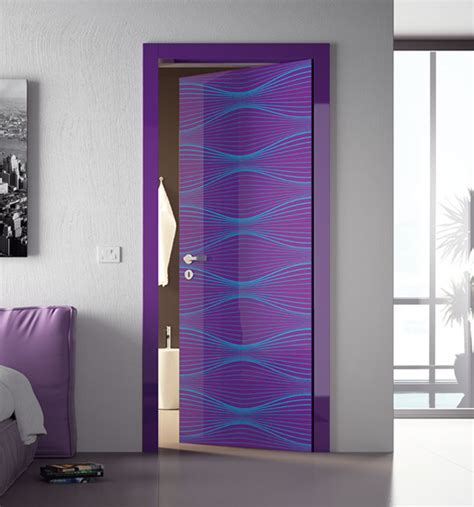 design a door karim rashid door prints