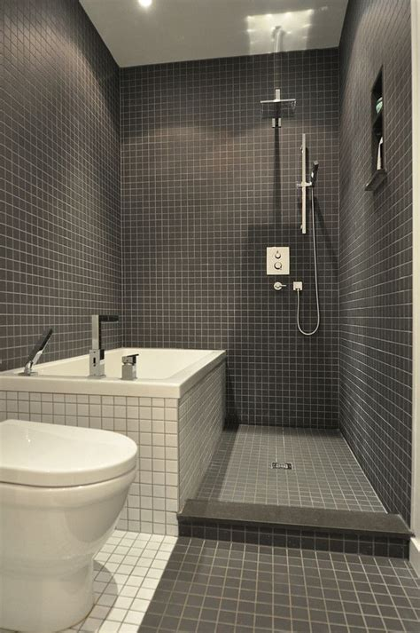 Pictures Of Small Bathrooms With Tub And Shower Best 25 Modern Small Bathrooms Ideas On Pinterest
