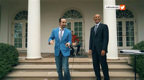 lin manuel miranda white house hamilton star lin manuel miranda goes viral with white house freestyle nbc news