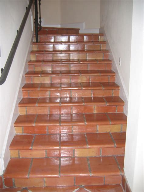 Tiles For Stairs Design Tiled Stairs Tile Landing Jpg By Pfiel Inc Ideas For The House And Loversiq