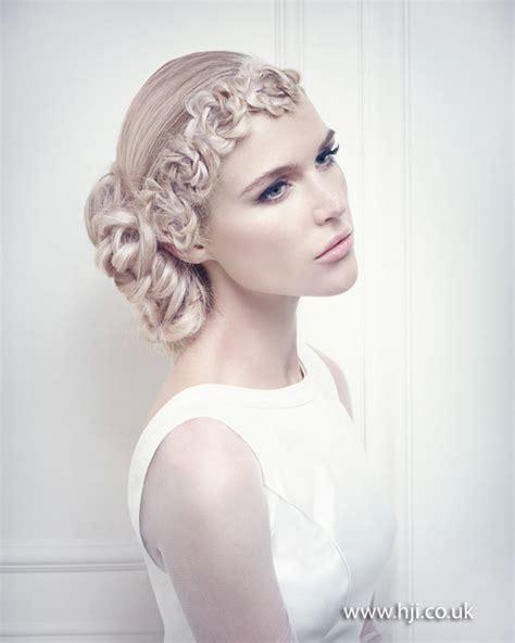 hair shows in novi mi in 2015 low bridal side bun