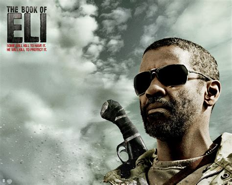 Is Denzel Washington Blind In The Book Of Eli the book of eli wallpapers sci fi bloggerssci fi