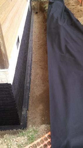 basement waterproofing foundation wall repair companies