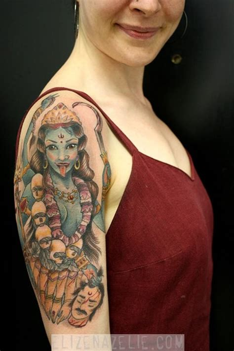 33 iconic hindu tattoos that will inspire you collection of 25 hindu goddess tattoo