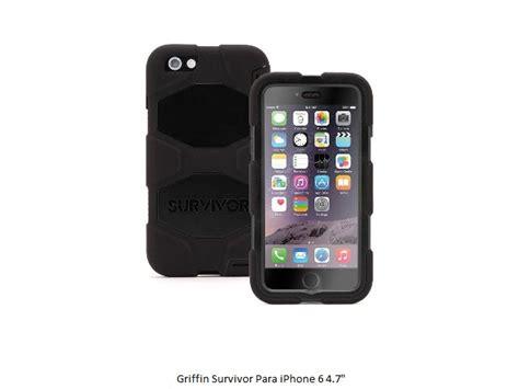 Iphone 6 4 7 Griffin Survivor griffin survivor anti golpes para iphone 6 4 7 bs 2 714