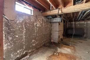 how to repair crumbling basement walls crumbling concrete foundation repair hartford ct