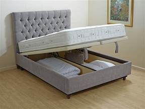 Ottoman Beds With Mattress Ottoman Divan Base Beds County Sleep Shop Bed And Nursery Specialists In Shropshire