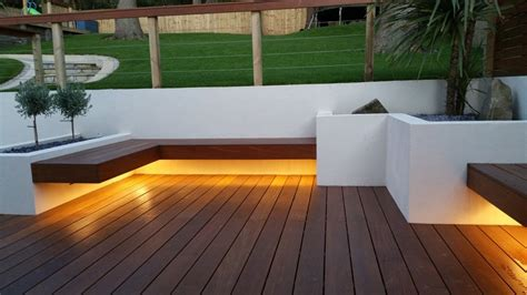 led strip landscape lighting how to choose and install led garden lights
