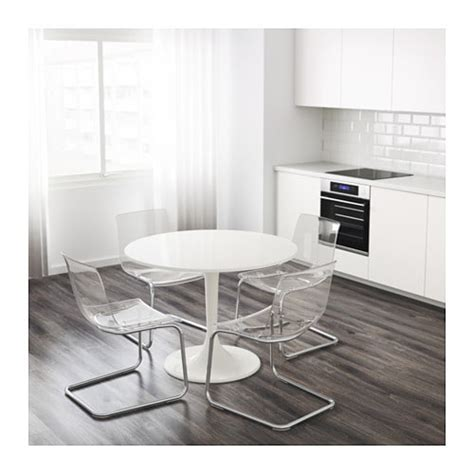 docksta table docksta table white 105 cm ikea
