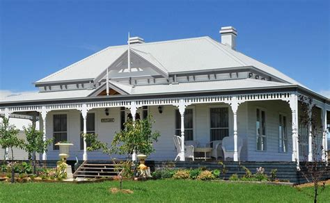 harkaway homes classic and federation verandah