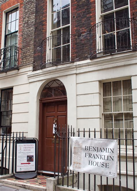 benjamin franklin house london benjamin franklin house london