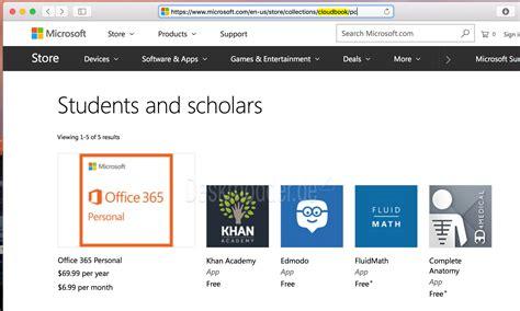 Microsoft Cloudbook: Das Chromebook Pendant?   Deskmodder.de
