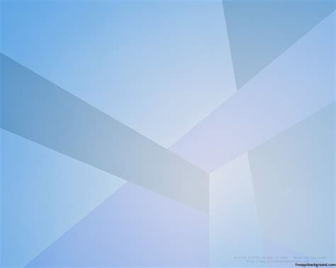 abstract blue template for powerpoint