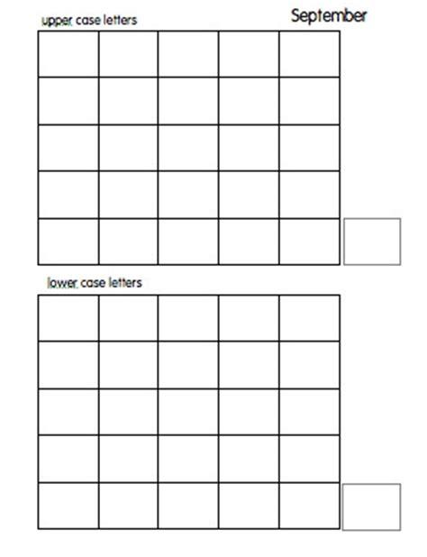 printable alphabet assessment 17 best images about letter assessment on pinterest the