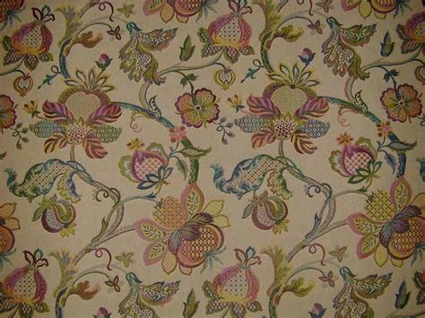 Upholstery Australia by Curtain Fabric Upholstery Fabric Jacobean Tapestry