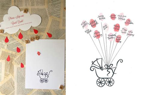Baby Shower Guest Book Ideas by 14 Sweet Baby Shower Guest Book Ideas Shutterfly