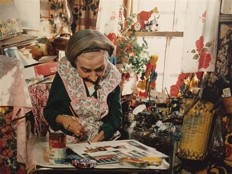 artist biography documentary maud lewis s home inspires visitors at art gallery of nova