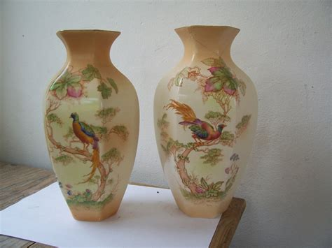 Crown Ducal Vase by Antiques Collectibles Crown Ducal Crown Ducal