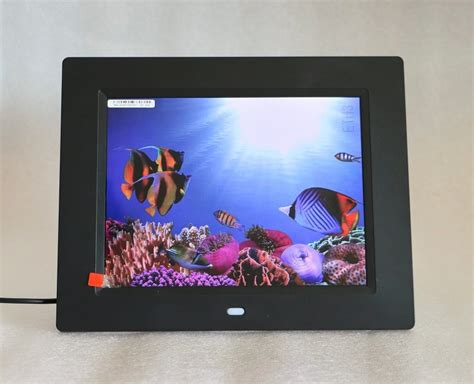 Hd Photo Frame Motion Deector 7 to 32 inch cheapest hd wifi battery operated digital photo frame motion sensor digital picture