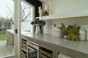 Concrete Kitchen Cabinets by Singpost Quest For Amusement Home Improvement Series