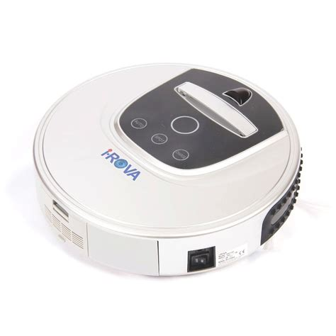 i rova robotic vacuum cleaner xr510d irova innovation
