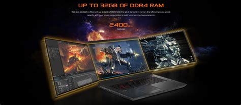 Laptop Asus Amd Gaming asus finally releases amd 8 republic of gamers rog