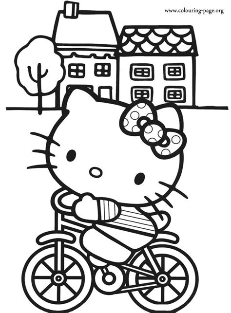 bike coloring pages coloring home