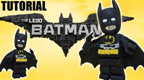 tutorial lego batman tutorial lego batman de plastilina youtube