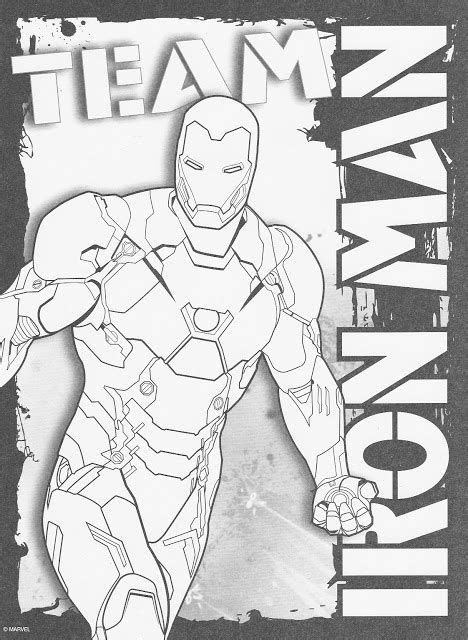 captain america and ironman coloring page superstition is all we have left captain america civil