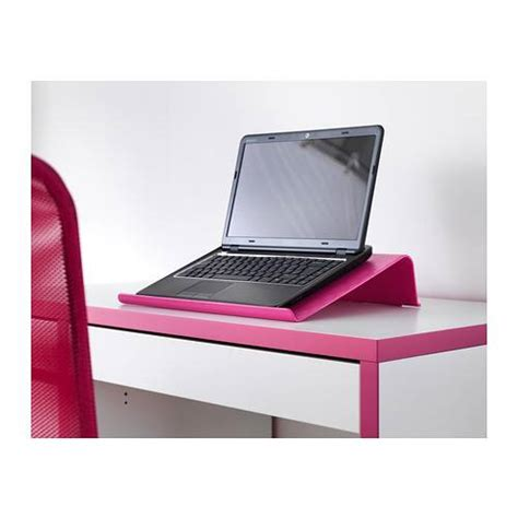 laptop couch table ikea ikea laptop support stand desk table tray on sofa bed pink