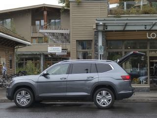 2018 volkswagen atlas review: vw's 7 seat suv built for