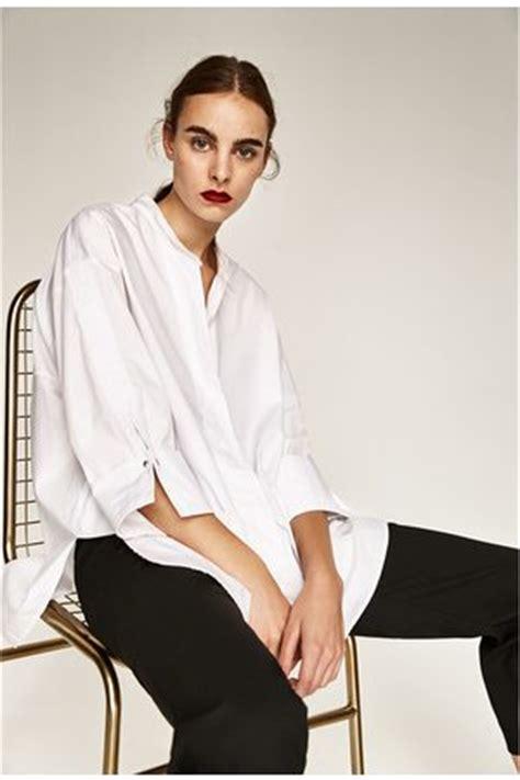 Blouse Zara Best Seller maokraag blouses tunieken kleding nl vergelijk