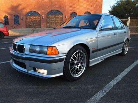 car owners manuals for sale 1997 bmw m3 user handbook buy used 1997 bmw m3 4dr sedan with 5sp manual transmission and low mileage one owner car in