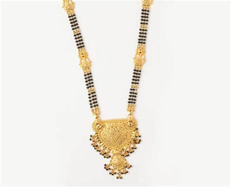 latest pattern of gold mangalsutra 9 latest 1 gram gold mangalsutra designs styles at life