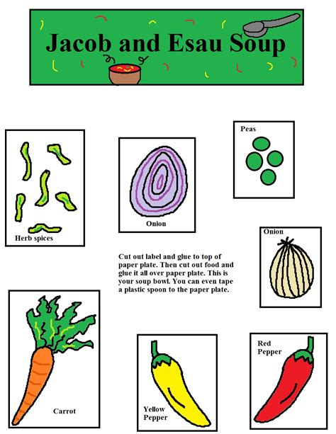 jacob and esau crafts for 1000 images about bible jacob on preschool