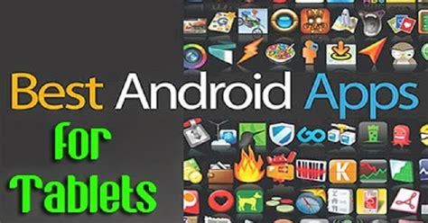 free apps for android tablet 20 free awesome and best android apps for tablets on play store of 2015 all about