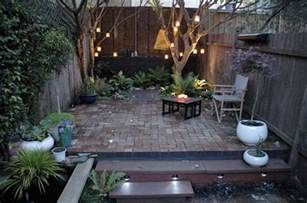 Patios Designs For Small Yards Creative Courtyards