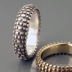 Dirt Bike Tire Bracelet 25 And Unique Wedding Rings For The Modern