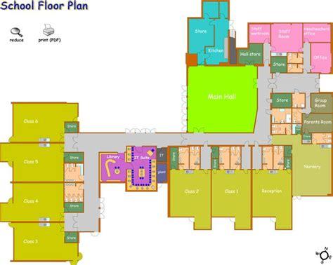 school floor plan pdf 12 best okul images on pinterest elementary schools