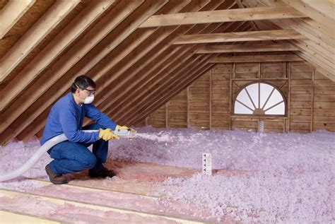 blown in insulation in attic attic insulation cost guide blown in insulation prices diy vs hiring a pro