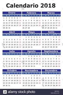 Ecuador Kalendar 2018 2018 Vector Calendar In Easy For Edit And Apply