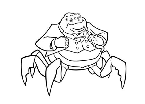horrid henry colouring pages