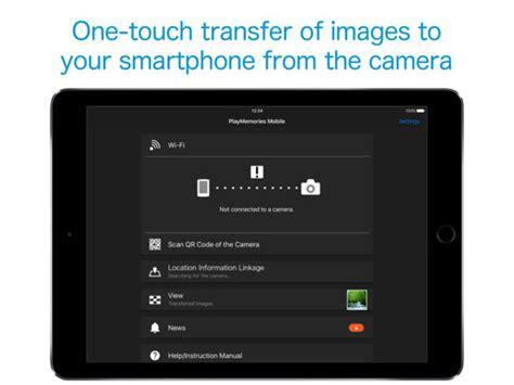 play memories mobile playmemories mobile in de app store