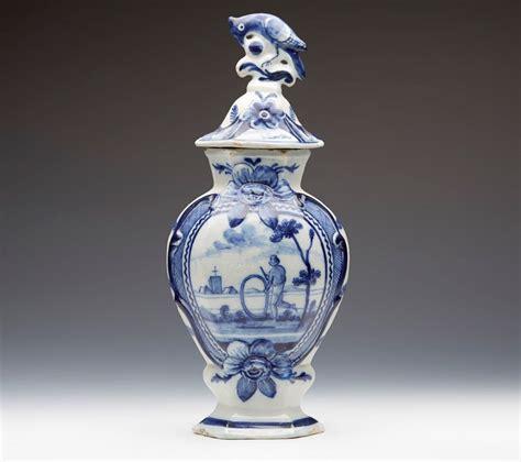 Delft Vase Value by Delft Vase 18th C Ce1508088 Second Antiques