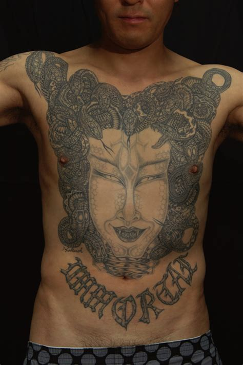 初代北凰 兵庫の刺青 tatoo アーティスト