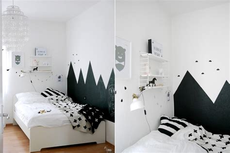 Kinderzimmer Wandgestaltung Ideen Gesucht by Farbfreude Tafelberge Im Kinderzimmer Kolorat