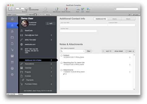 filemaker templates seedcode calendars templates and apps for filemaker pro