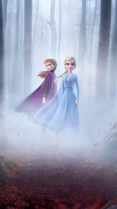 wallpaper frozen  queen elsa anna animation   movies  wallpaper  iphone